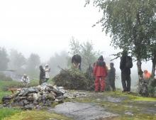 De Heibergske Samlinger - Sogn Folkemuseum, Lauvrauk, Nasjonalt museumsnettverk for Kulturlandskap,