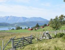 Kultursti, Skallan - Rå