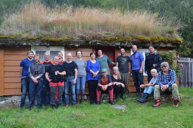 Samling i Nasjonalt Museumsnettverk for Kulturlandskap 2019