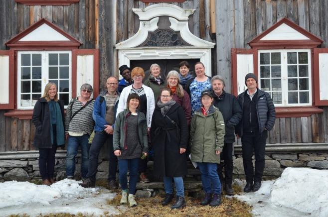 Nasjonalt museumsnettverk for kulturlandskap, Sverresborg